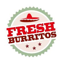 Logo de Fresh Burritos