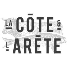 Logo de La côte et l'arête