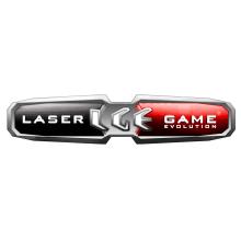 Logo de Laser Game Evolution