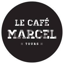 Logo de Le café Marcel
